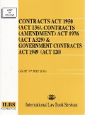 remedies contracts act 1950 The indian contract act 1872 a contracts to act at a theatre for six months in consideration of a sum paid in advance by b subs by the ao 1950.